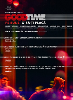Poster – Good Time