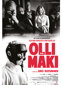 Poster – The Happiest Day in the Life of Olli Mäki
