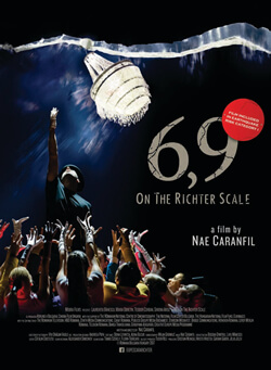 Poster – 6.9 on the Richter Scale