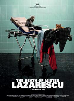 Poster – The Death of Mr. Lăzărescu