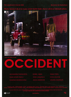 Poster – Occident