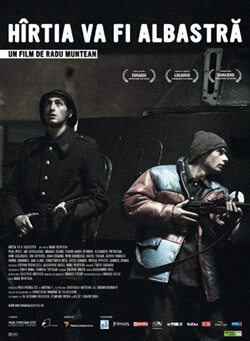 Poster – The Paper Will Be Blue