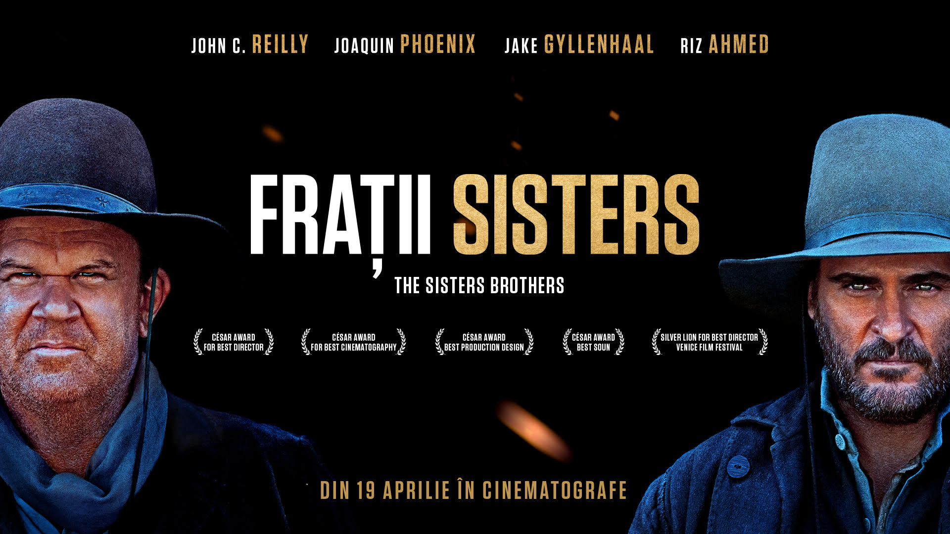 Vizual - Frații Sisters